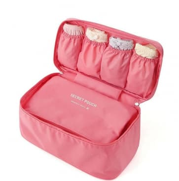 Waterproof Nylon Travel Underwear Pouch