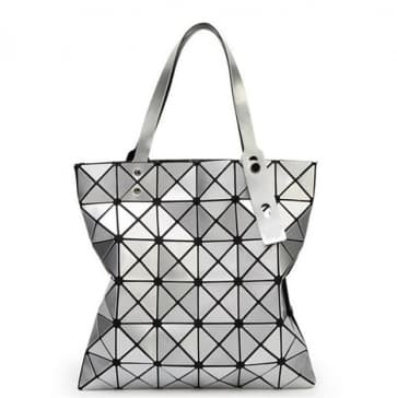 Fashion Diamond Shape Tote Bag