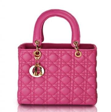 Ladies Classic Bag ~ Pink