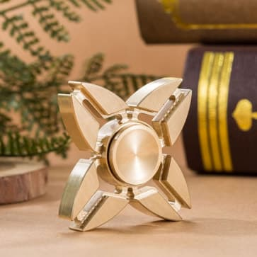 Baxter Hand Spinner, High Speed Spinner Fidget Toys with Stainless Steel Bearing