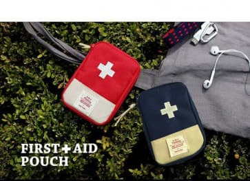 Travel Medical Pouch