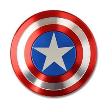 Hand Spinner EDC Fidget Top Captain America
