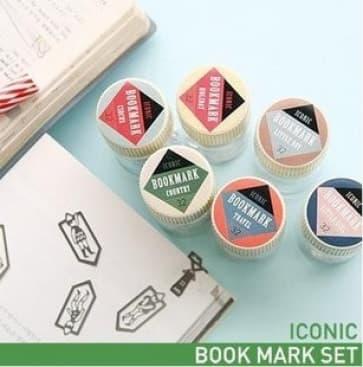 Iconic Bookmark