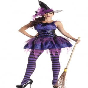 Demon Witch Cosplay Costume Dress For Adults Halloween Costume