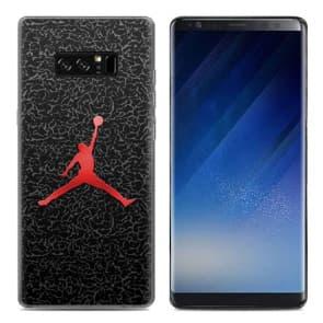 Jordan Tpu Phone Case for Galaxy Note 8