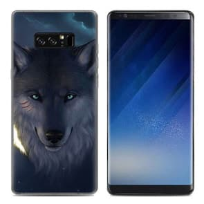 Wolf Tpu Phone Case for Galaxy Note 8