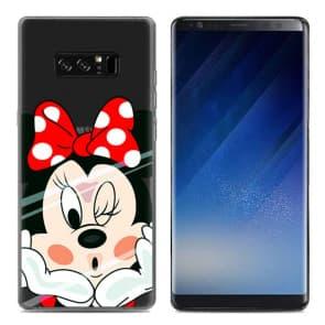 Minnie Tpu Phone Case for Galaxy Note 8