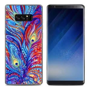 Phoenix Tpu Phone Case for Galaxy Note 8
