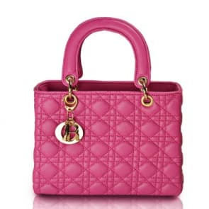 Ladies Classic Bag ~ Pink