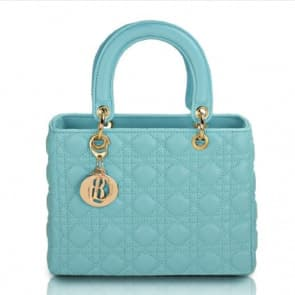 Ladies Classic Bag ~ Blue