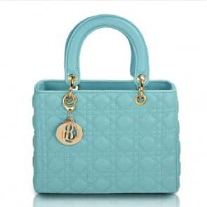 Ladies Classic Bag ~ Blue