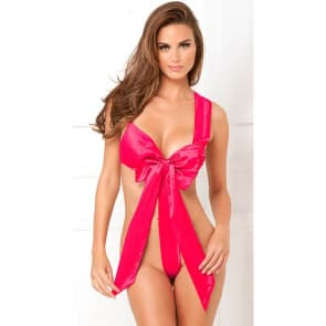 HOT PINK FRONT