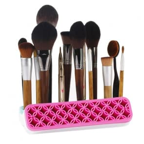Mannallon Silicone Makeup Brush Case