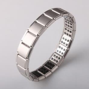 Stainless Steel Energy Health Healing Bracelet Jewelry