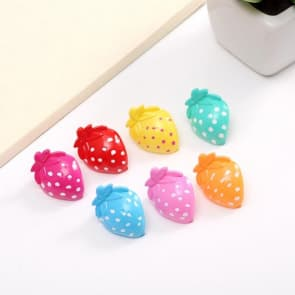 Candy Stawberry Mini Hair Claw Clip