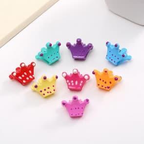 Candy Crown Mini Hair Claw Clip