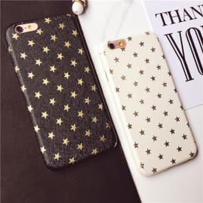 iPhone 7 8 Matt Foiled Stars Protective Case