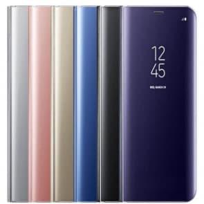 Galaxy Note 8 Mirror Flip Protective Phone Case