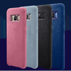 Galaxy S8 Plus Soft Velvet Protective Phone Case