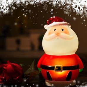 Christmas Santa Claus Lights Decoration