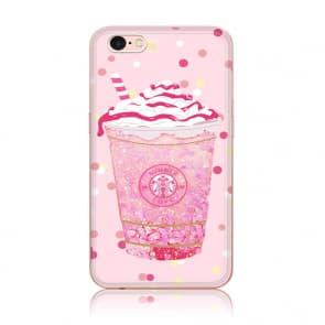 iPhone 7 8 Plus Ice-cream Soda Silicone Liquid Quicksand Protective Case