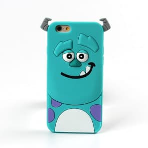 Galaxy S7 Case, Cute 3D Cartoon Monsters
