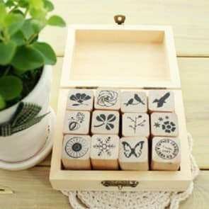 Lovely Natural Creatures Stamp Sets