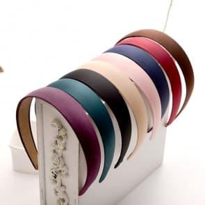 Classic Solid Color Headband