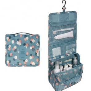Travel Case  Cosmetic  MakeUp  funtionable  hanging toiletry  Case Bag
