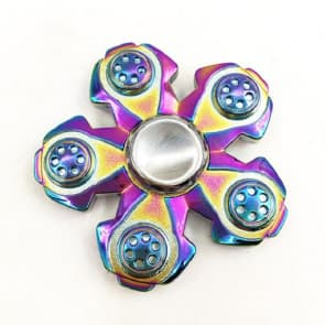 Liam Portable Hand Spinner Fidget Toys
