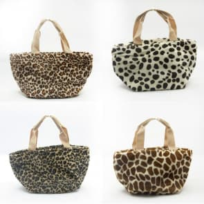 Safari Series Velvety Mini Handbag