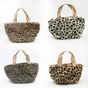 Safari Series Velvety Mini Handbag