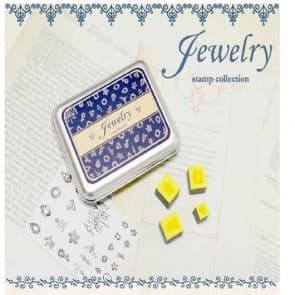 Jewelry DIY Funny Stamps