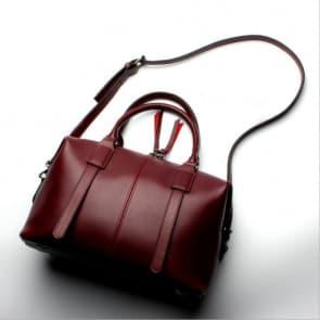 Classic Shoulder Bag ~ Brown