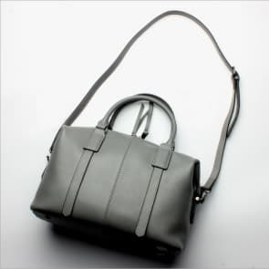 Classic Shoulder Bag ~ Grey