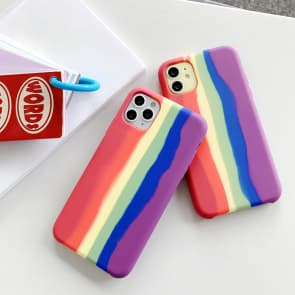 iPhone 11 Rainbow Phone Case