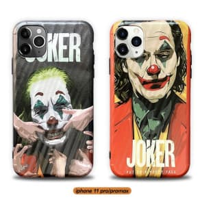 iPhone Joker Clown Design Phone Case