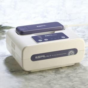 Home Use Laser Hair Removal System ESPIL BSL-10 IPL Hair Removal and Skin Rejuvenation Device