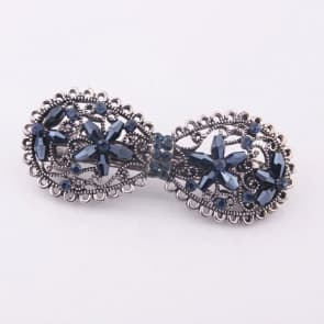 Rhinestone Bow Shape Hair Clip Barrette