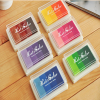 Let's Color Multi Gradient Rubber Stamp Oil Based Ink Pad