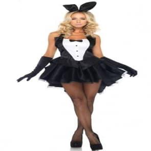 Bunny Girls Cosplay Costume Dress For Adults Halloween Costume