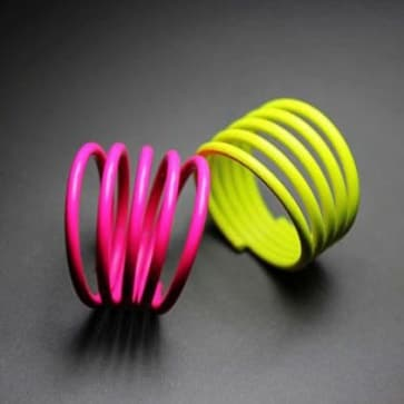 Neon Fashion Ring