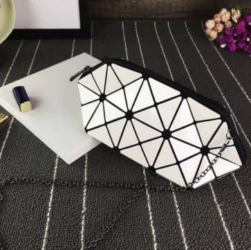 Fashion Diamond Shape Mini Cross Bag