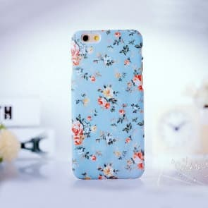 iPhone 6 Plus Case, Floral Flowers Pattern Protective Case