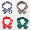 Stripes Pattern Twist Headband Scarf